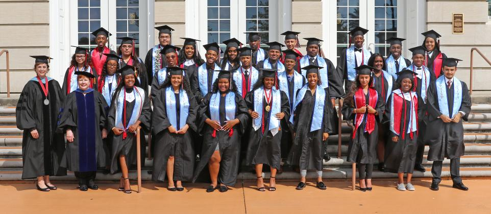 Woodrow Wilson Early College High School celebrates first-ever graduating class