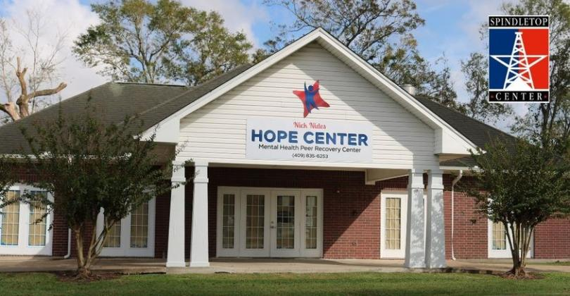 Spindletop's Hope Center reopens.