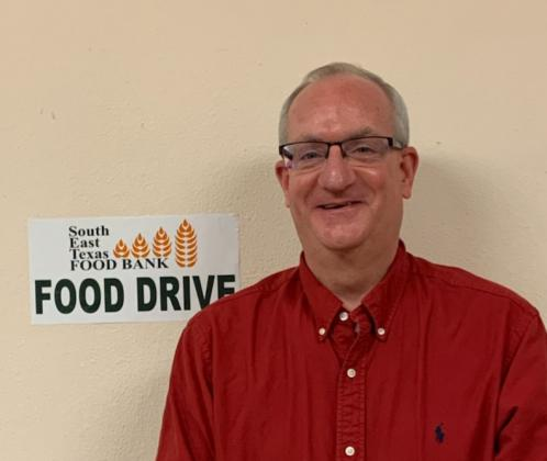 Dan Maher, President and CEO of the Southeast Texas Food Bank, is resigning, and the search is on for the local Food Bank's new leader.