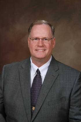 Port Director and CEO Chris Fisher has been with the Port of Beaumont for 40 years.